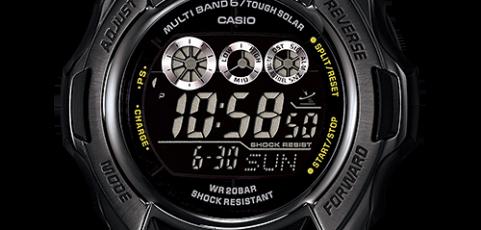 G-Shock GW-M500 Bedienungsanleitung / Casio 3405