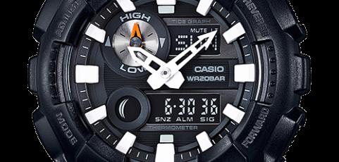 G-Shock GAX-100 Bedienungsanleitung / Casio 5485