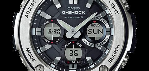 G-Shock GST-W110 Bedienungsanleitung / Casio 5444