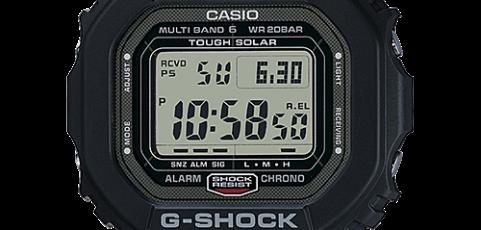 G-Shock GW-5000 Bedienungsanleitung / Casio 3159
