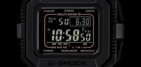 G-Shock GW-5510 Bedienungsanleitung / Casio 3159