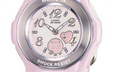 Baby-G BGA-100 Uhrzeit Einstellen / Casio 5059
