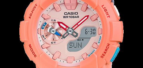 Baby-G BGA-185 Bedienungsanleitung / Casio 5481