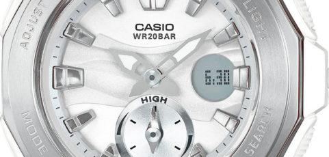 Baby-G BGA-220 Bedienungsanleitung / Casio 5482