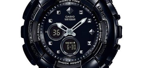 Baby-G BA-125 Uhrzeit Einstellen / Casio 5457
