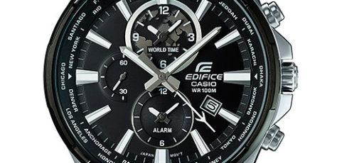 Edifice EFR-304 Bedienungsanleitung / Casio 5468