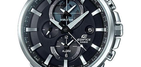 Edifice ETD-310 Alarmzeit Einstellen / Casio 5498
