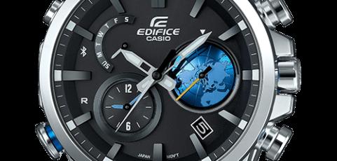 Edifice EQB-600 Bedienungsanleitung / Casio 5466