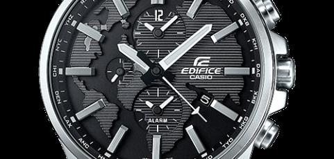 Edifice ETD-300 Alarmzeit Einstellen / Casio 5495