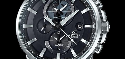 Edifice ETD-310 Uhrzeit Einstellen / Casio 5498