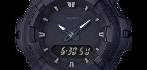 G-Shock G-100 Uhrzeit Einstellen / Casio 5158
