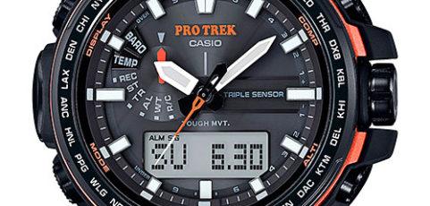 ProTrek PRW-6100 Bedienungsanleitung / Casio 5470