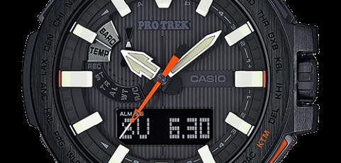 ProTrek PRX-8163 Alarmzeit Einstellen / Casio 5470