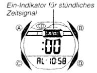 ProTrek SPS-300 Alarmzeit Einstellen Casio 2572-6
