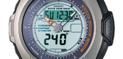 ProTrek PAG-60 Bedienungsanleitung / Casio 2767