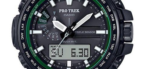 ProTrek PRW-S6100 Bedienungsanleitung / Casio 5365