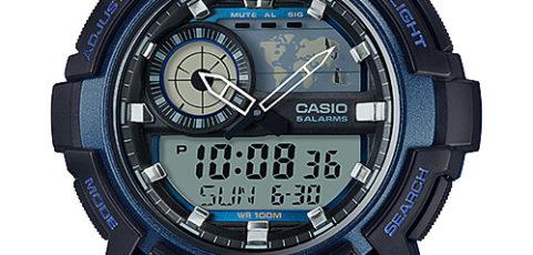 Casio AEQ-200 Bedienungsanleitung / Casio 5472