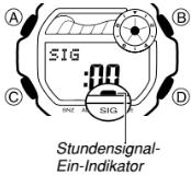 Baby-G BLX-100 Alarmzeit Einstellen Casio 3265-6