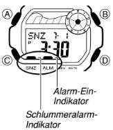 Baby-G BLX-102 Alarmzeit Einstellen Casio 3265-5