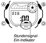 Baby-G BLX-102 Alarmzeit Einstellen Casio 3265-6