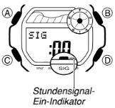 Baby-G BLX-103 Alarmzeit Einstellen Casio 3265-6