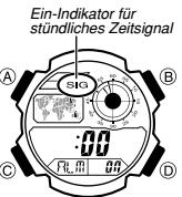 Casio AE-1200 Alarmzeit Einstellen Casio 3299-6