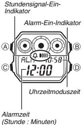 Casio AE-1300 Alarmzeit Einstellen Casio 3426-1