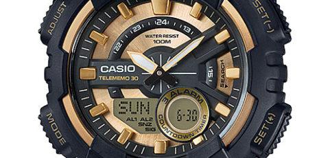 Casio AEQ-110 Bedienungsanleitung / Casio 5479