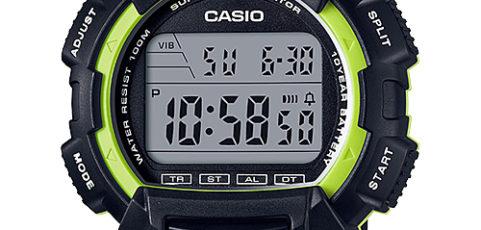 Casio W-736 Bedienungsanleitung / Casio 3446