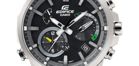 Edifice EQB-700 Uhrzeit Einstellen / Casio 5467