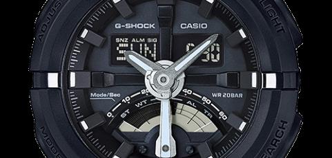 G-Shock GA-500 Uhrzeit Einstellen / Casio 5478