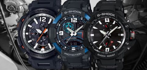 [G-Shock Guide] Top 10 G-Shock Gravitymaster Uhren