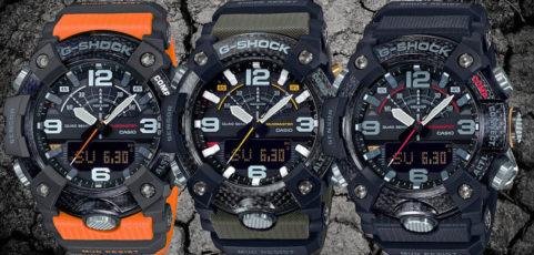 [G-Shock Guide] Top 10 G-Shock-s mit digitalem Kompass