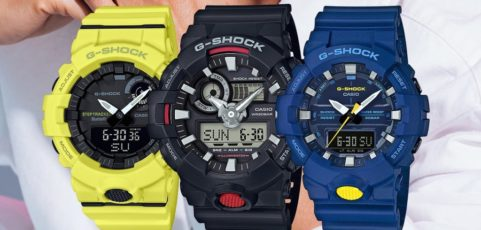 [G-Shock Guide] Top 10 der billigsten G-Shocks mit Ana-Digi-Display
