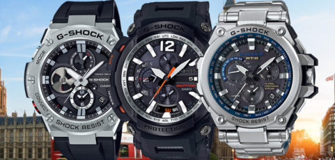 [G-Shock Guide] Top 10 analoge G-Shocks