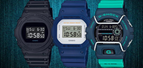 [G-Shock Guide] Top 10 der billigsten digitalen G-Shocks