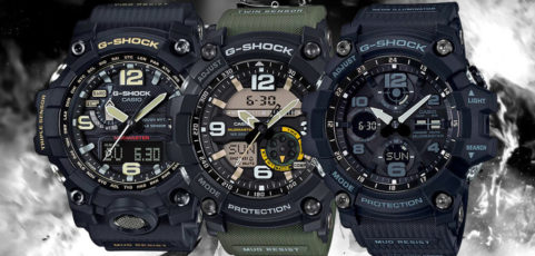 [G-Shock Guide] Top 10 G-Shock Mudman / Mudmaster
