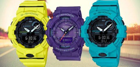 [G-Shock Guide] Top Sport G-Shock-s mit Schrittzahl