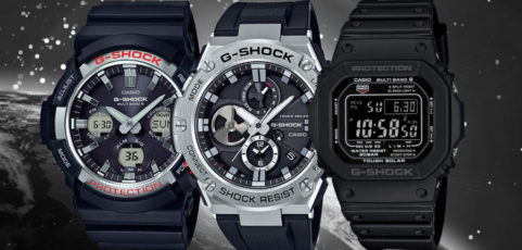[G-Shock Guide] Top 10 der billigsten G-Shocks mit Tough Solar