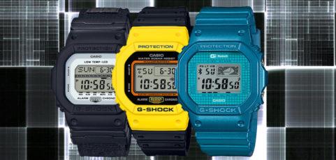 [G-Shock Guide] Top 10 G-Shock-s mit quadratischem Gehäuse