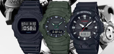 [G-Shock Guide] Top 10 der billigsten G-Shocks