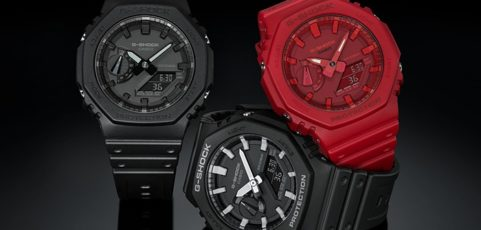 [G-Shock Guide] Top 10 der neuesten G-Shock Uhren